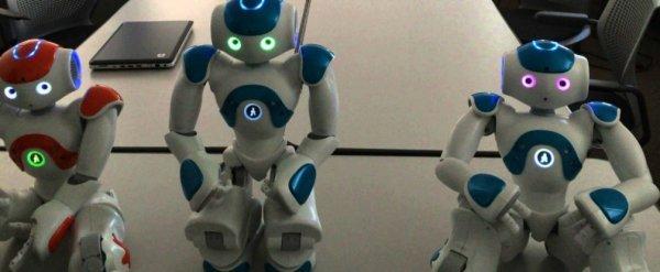 人工智能机器人通过自我意识测验