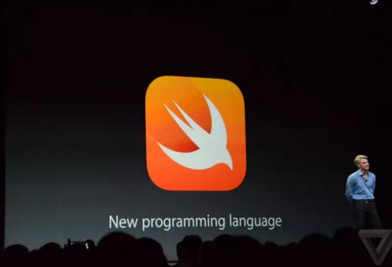 苹果公司公布Swift编程语言开源