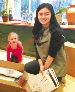 杭州高三女生会编程颜值高,被哈佛提前录取