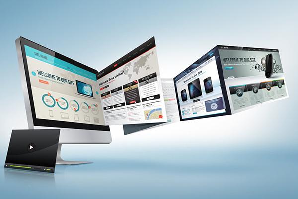 利润低,网站建设公司的服务就会打折